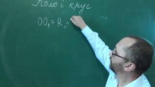 Коло І Круг Урок 8 - Геометрія 7 клас