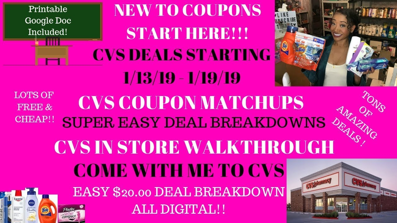 new couponer easy deals