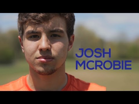 JOSH MCROBIE - College Soccer Recruiting Highlight Video - Class of 2016
