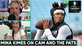 Mina Kimes on Cam Newton and the 2020-21 NFL Season | The Bill Simmons Podcast | The Ringer