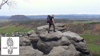 Tour: Trekking im Elbsandsteingebirge (Teil 1 von 3)