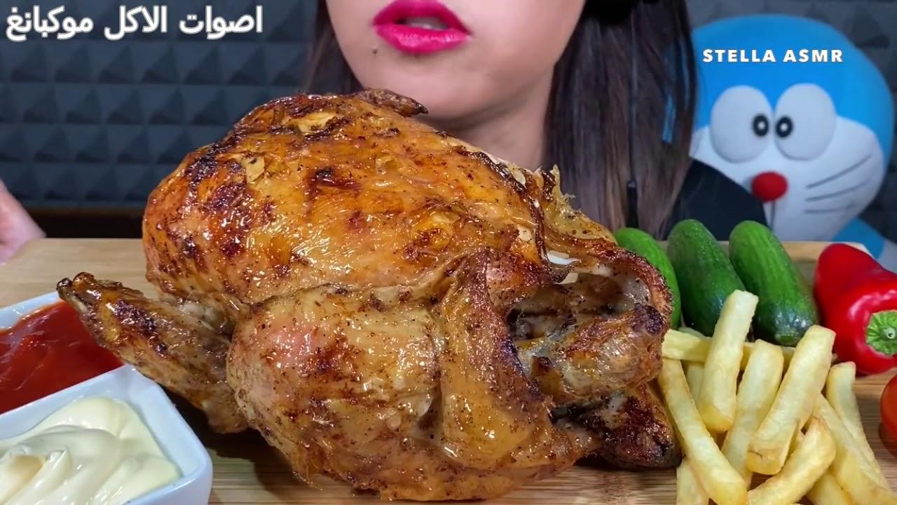 أصوات الأكل لكمية كبيرة من دجاج اندومي بيتزا جبن 😍 أتحداك ما تجوع 😋 🍔🌮موكبانغ GIANT FOOD ASMR #130