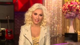 The Voice  Christina Aguilera & Ed Sheeran Interview