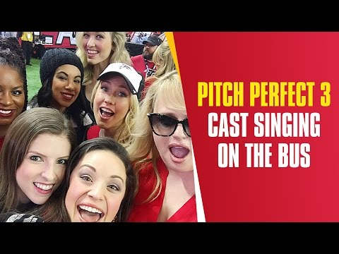 Pitch Perfect 3 Cast Answer Fans' Questions - Instagram LIVE Video