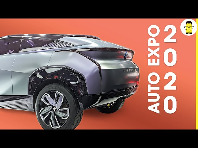 Auto Expo 2020 highlights - All about EVs!