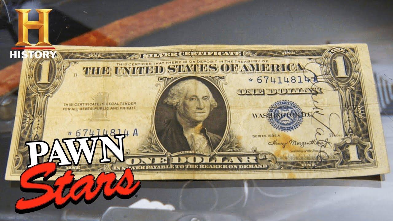Pawn Stars: TOUGH BREAK for Clark Gable WWII Memorabilia (Season 5) | History