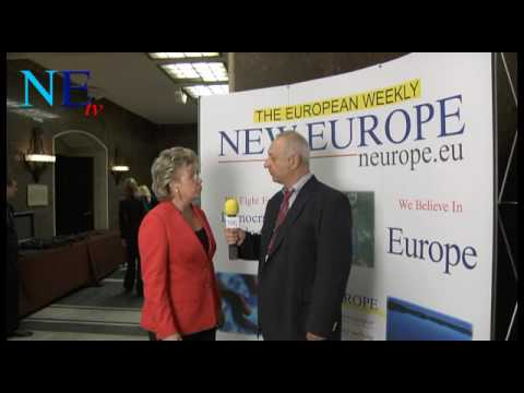 Viviane Reding on Roaming and Telecoms; Interview in EPP Congress, Warsaw