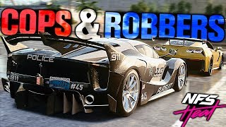 Need for Speed HEAT - Online SUPERCAR Cops & Robbers!