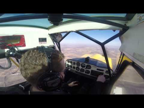 Flight Lessons - Citabria 7ECA - Fourth Lesson