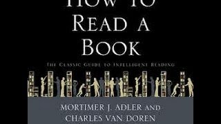 How To Read A Book - introduction