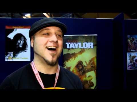 Kapow! Tom Taylor interview.