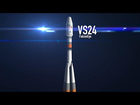 Arianespace VS24 Successful Mission