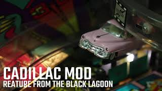 Cadillac Mod Creature From The Black Lagoon by Pedretti Gaming