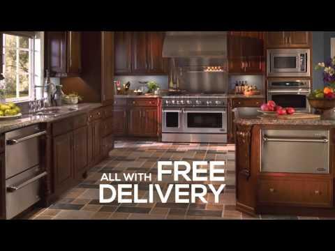 Baron's Major Appliances Promo