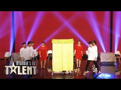 New Version: Semi-Final 2   Myanmars Got Talent 2018