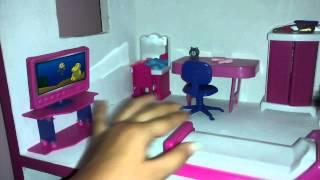 Casa das Pollys e das Barbies