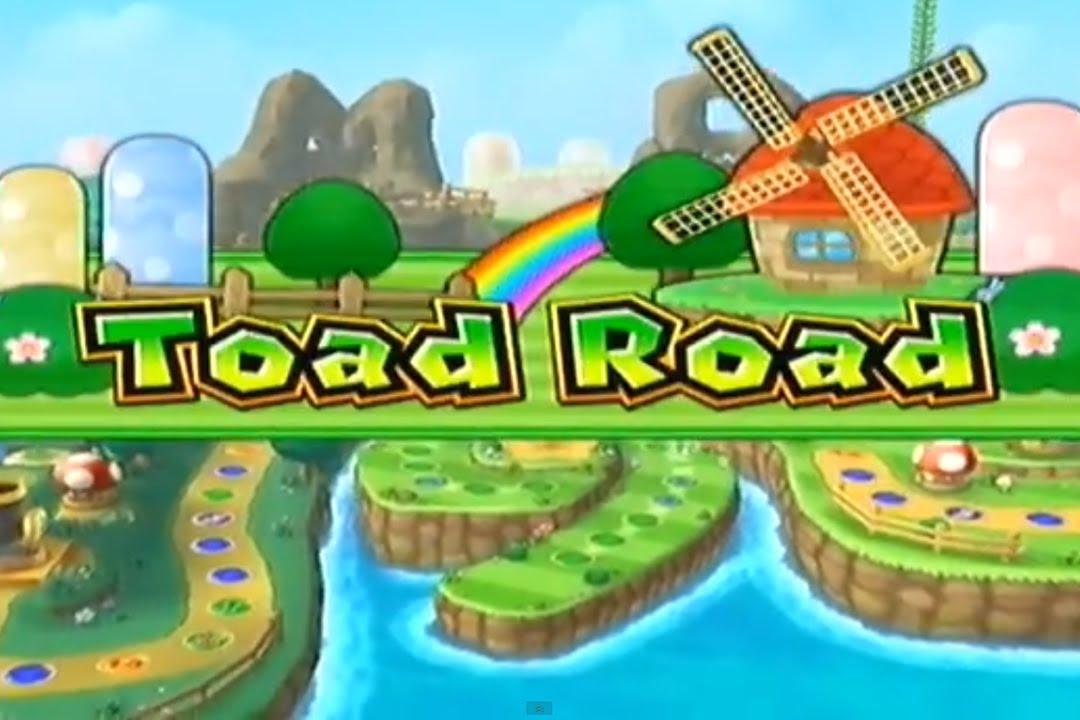 Mario Party 9: Toad Road