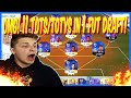 11 TOTS/TOTYS IN 1 FUT DRAFT?? WELTREKORD! - FIFA 16: ULTIMATE TEAM (DEUTSCH)