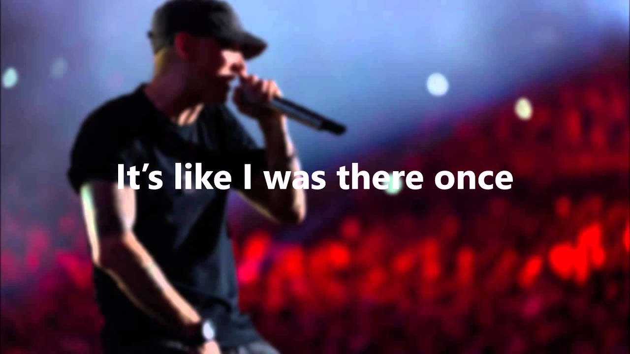 Eminem - Guts Over Fear ft. Sia Lyrics - YouTube