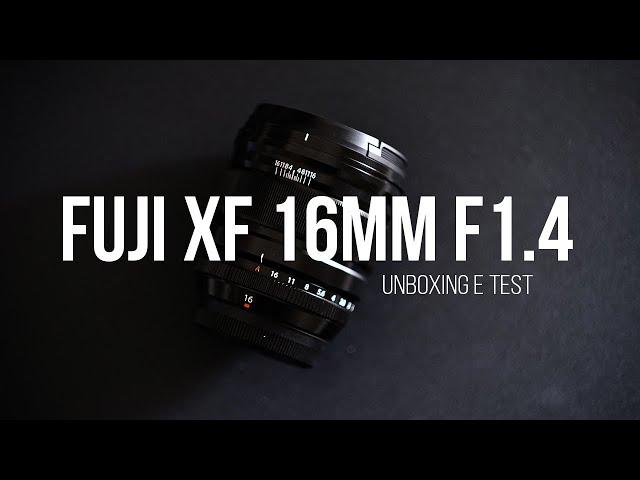 Usato Fotografico di RCE - Testiamo il Fuji 16mm f1.4 R WR