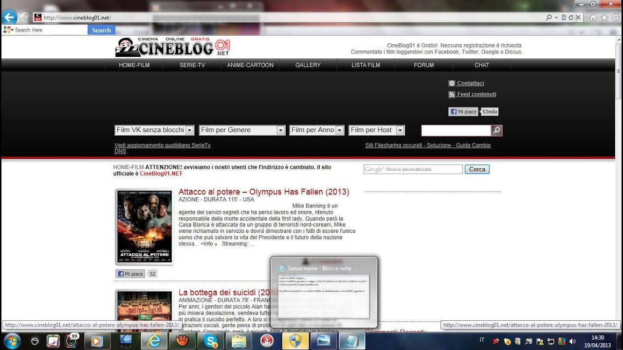 siti chat gratis film gratis ita