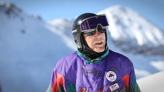 98 Year Old Skier George - The Powder Philosophy