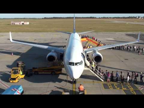 Ryanair turnaround - Bratislava
