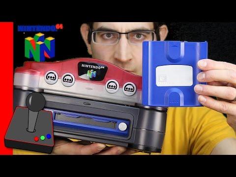 Blue Nintendo 64DD Development Disk | Testing & Writing - H4G