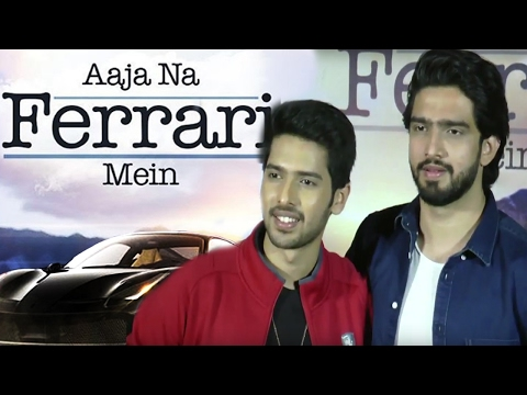 Aaja na Ferrari Mein | Armaan Malik | Amaal Mallik | Song Launch | Full Video |2017