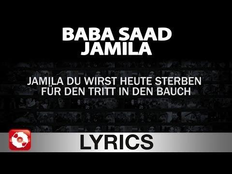 BABA SAAD - JAMILA AGGROTV LYRICS KARAOKE (OFFICIAL HD VERSION AGGROTV)