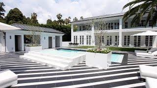 Floyd Mayweather Los Angeles Home