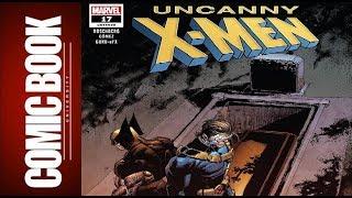 Uncanny X-men #17 | Comic Book University