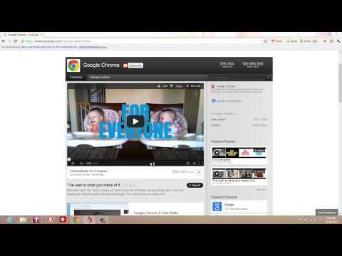 Torch vs Google Chrome (Comparison video)