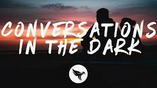 John Legend vs. David Guetta - Conversations in the Dark (Lyrics)
