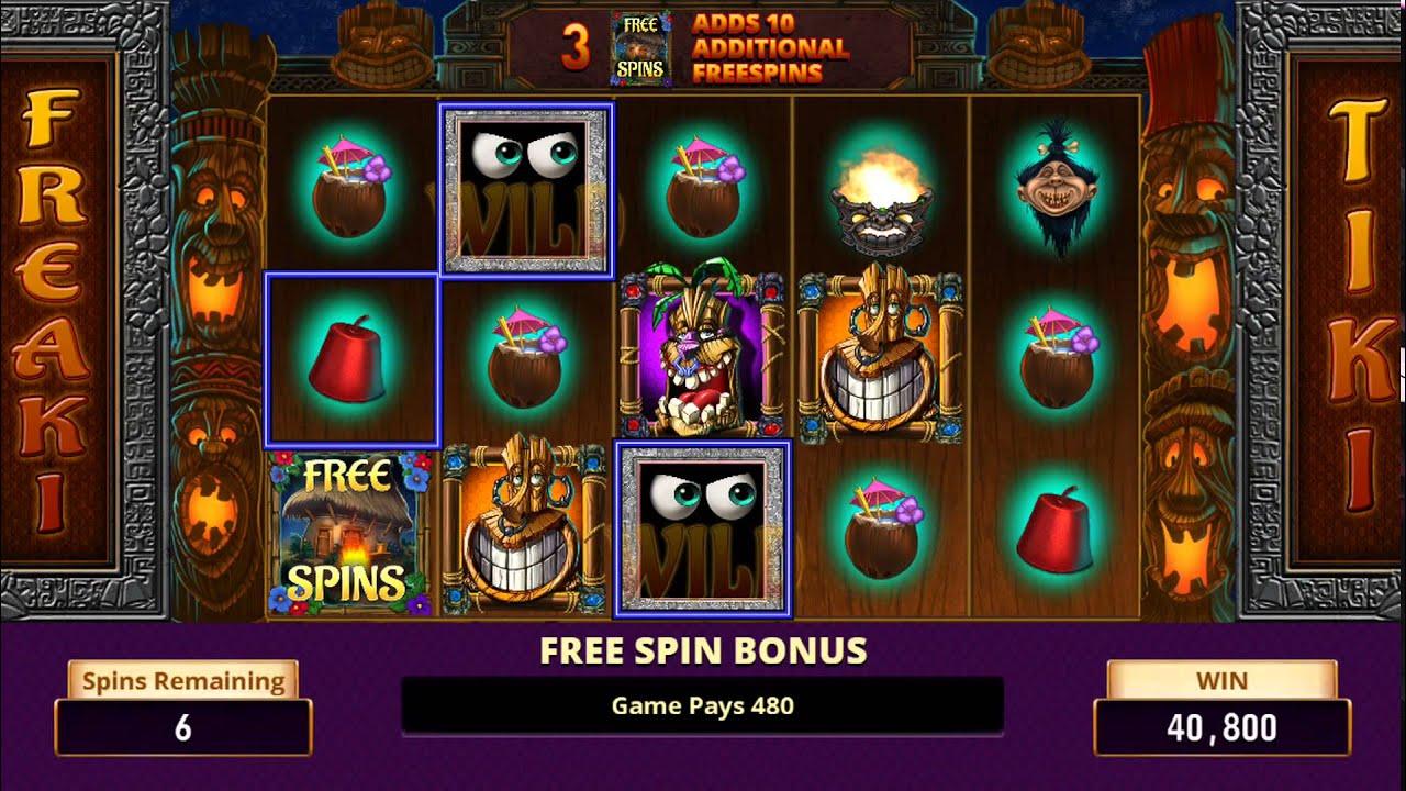 Online Video Slot Machine