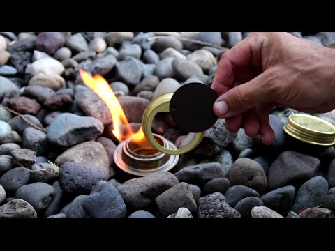 Trangia Spirit Burner Review