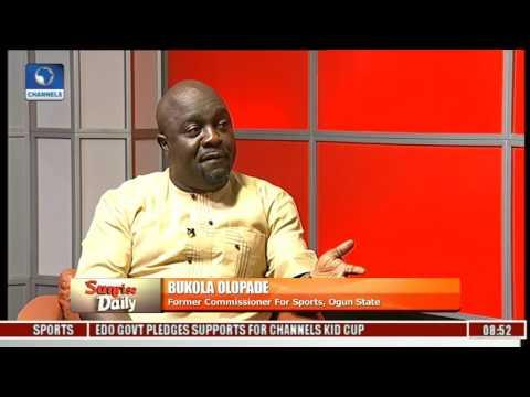 Examining Sports Development In Nigeria With Bukola Olopade Pt 2