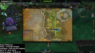 Comment accéder au donjon d'Ombrecroc shadowfeng keep