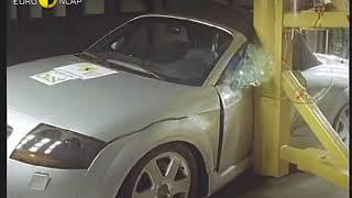 Audi TT 2003 Crash Test