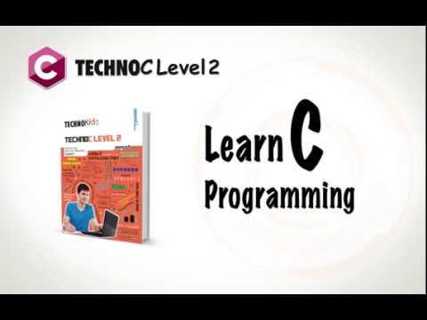 TechnoC Level 2 ( Advanced C Programming for Senior Students)