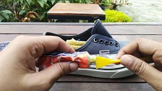cara lem Sepatu Vans | Reglue Vans Shoes