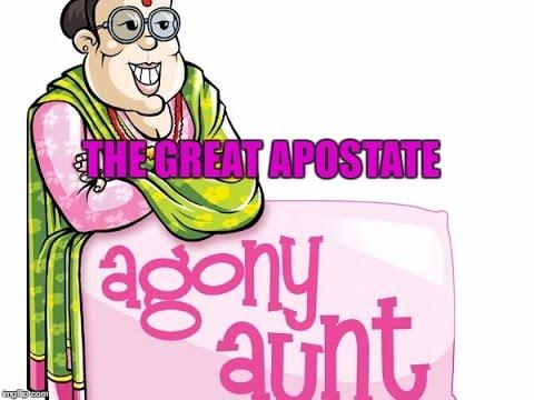 Agony Aunt: How Do I Escape This Cult?