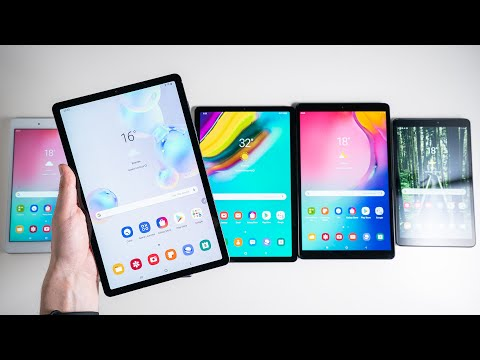 The Best Samsung Tablets | Early 2020 Edition