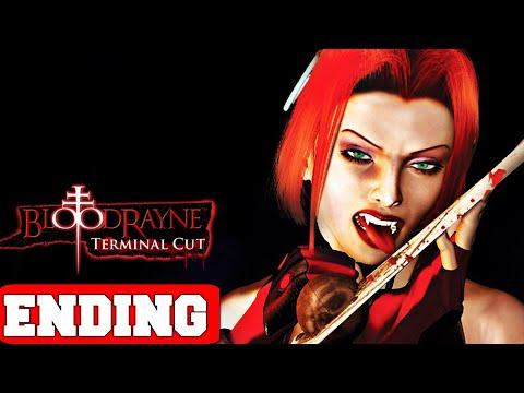 BloodRayne: Terminal Cut Ending & Final Boss (PC Definitive Edition)  
