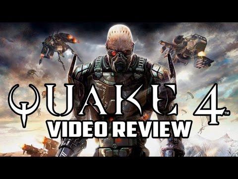 Quake 4 Pc Game Review Youtube