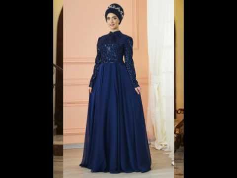 Model Baju Gamis Pesta Brokat Mewah Terbaru Paling Populer Youtube