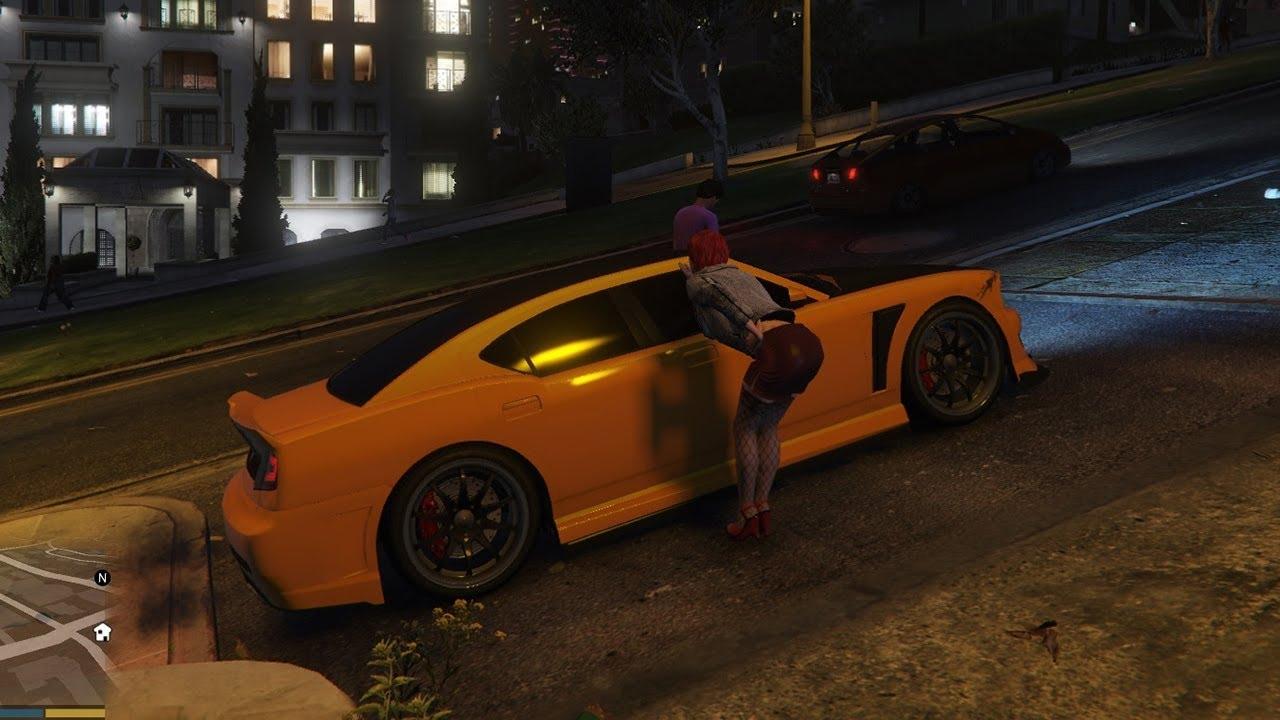 gta 4 проститутка где стоят