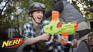 NERF - 'Zombie Strike RevReaper Blaster' Official TV Commercial