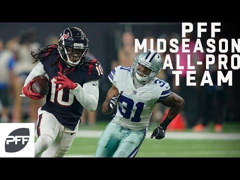 Midseason All-Pro Team | NFL