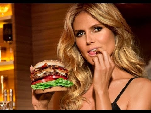 FOOD GUYS: Carl's Jr. Jim Beam Bourbon Burger